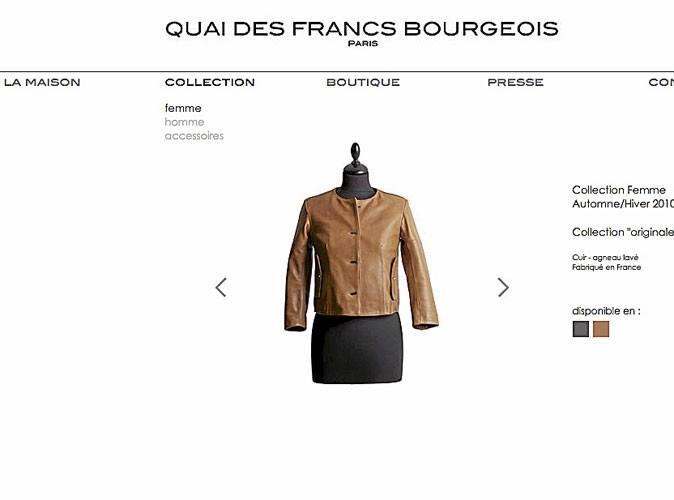 Quai des Francs Bourgeois : la référence des pièces en cuir !