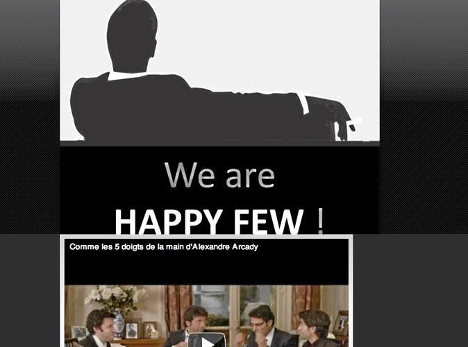 We are happy few : les bons plans mode d'un homme !