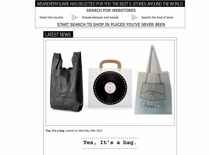 Wearever you are : le site qui recence tous les e-shops !