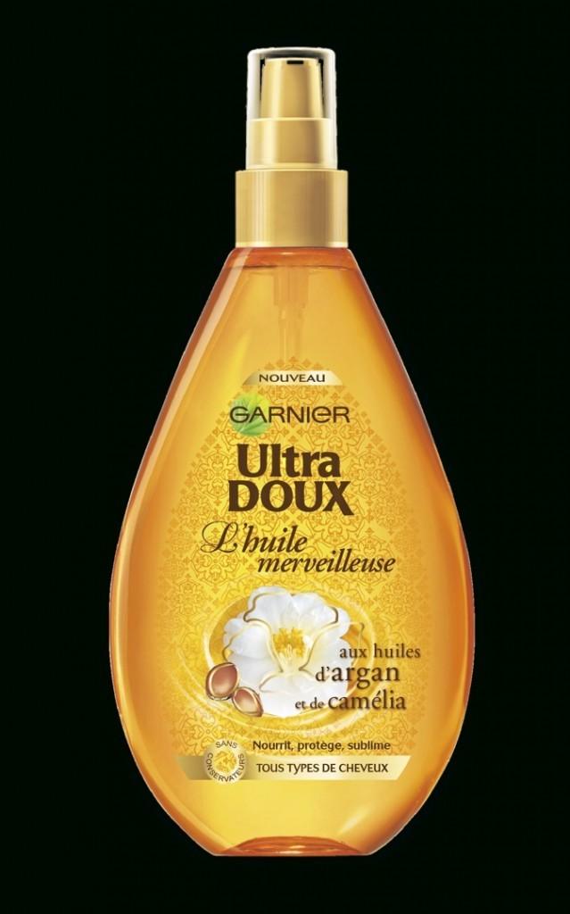 L'huile merveilleuse, Garnier, 8,50€