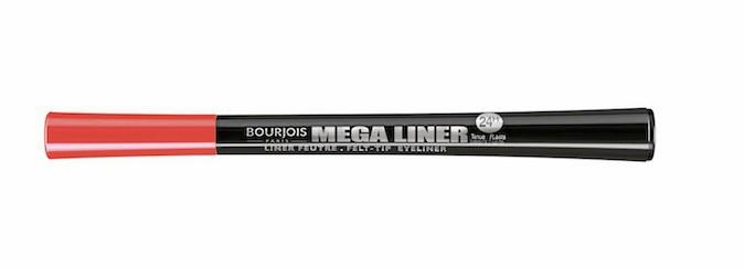 Feutre liner, Mega Liner, Bourjois 12,60 €