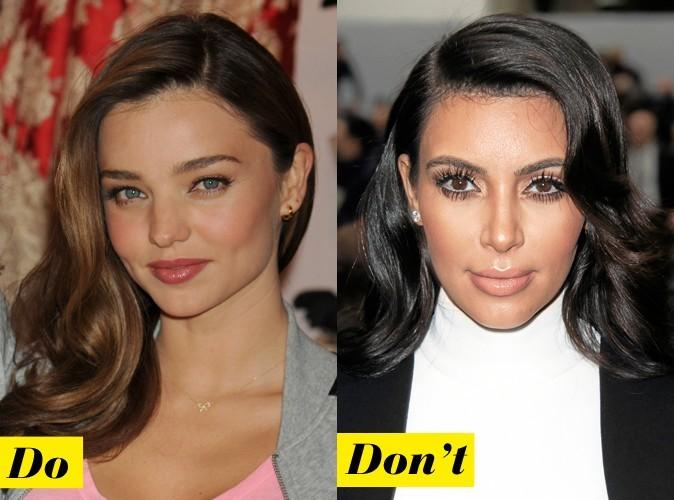 Miranda Kerr VS Kim Kardashian