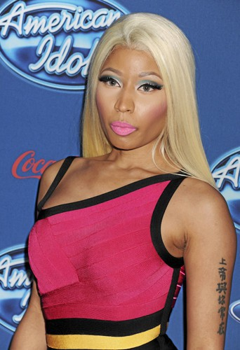 Don't comme Nicki Minaj !