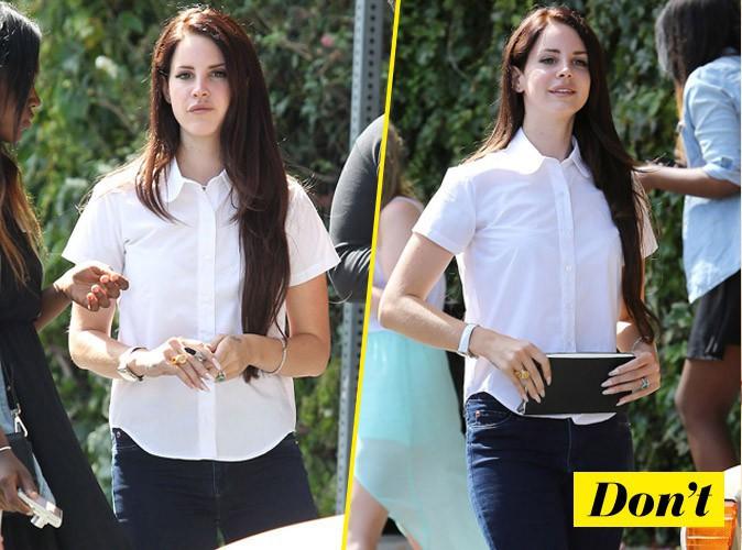 Don't comme Lana Del Rey