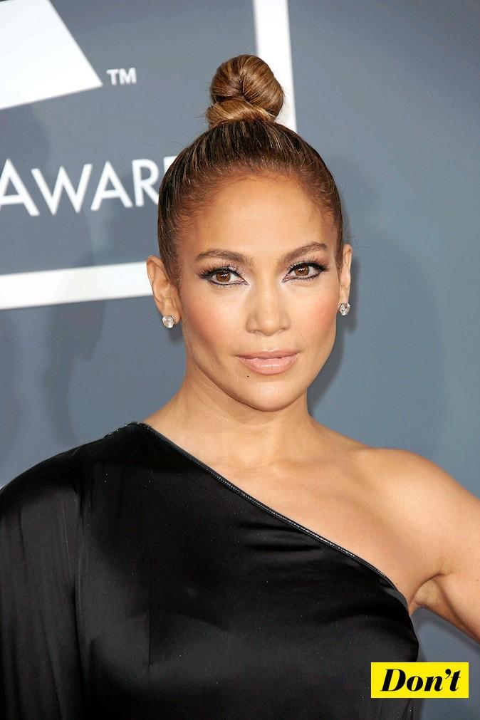 Ne suivez pas l'exemple de Jennifer Lopez !