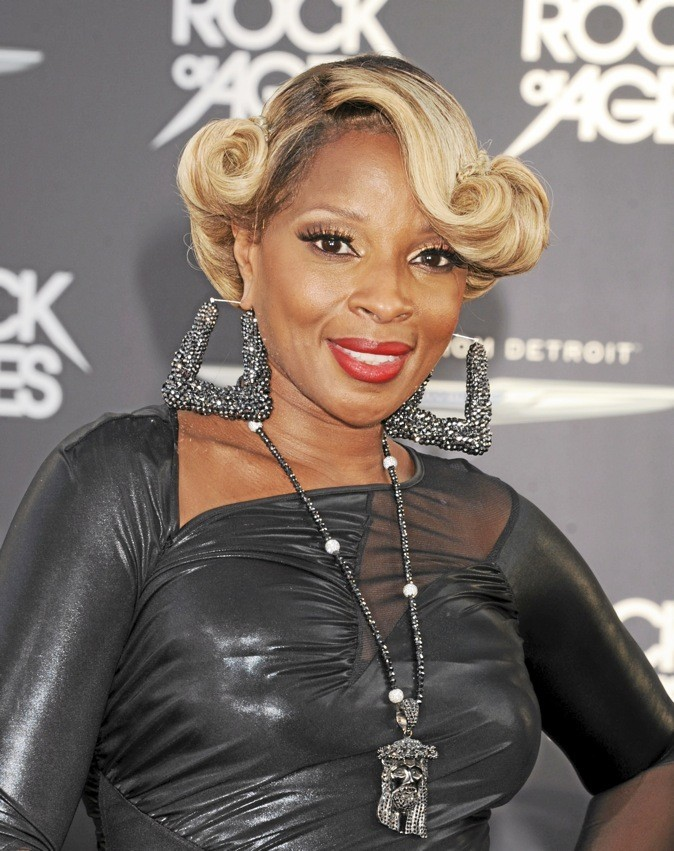 Mary J. Blige : Don't !