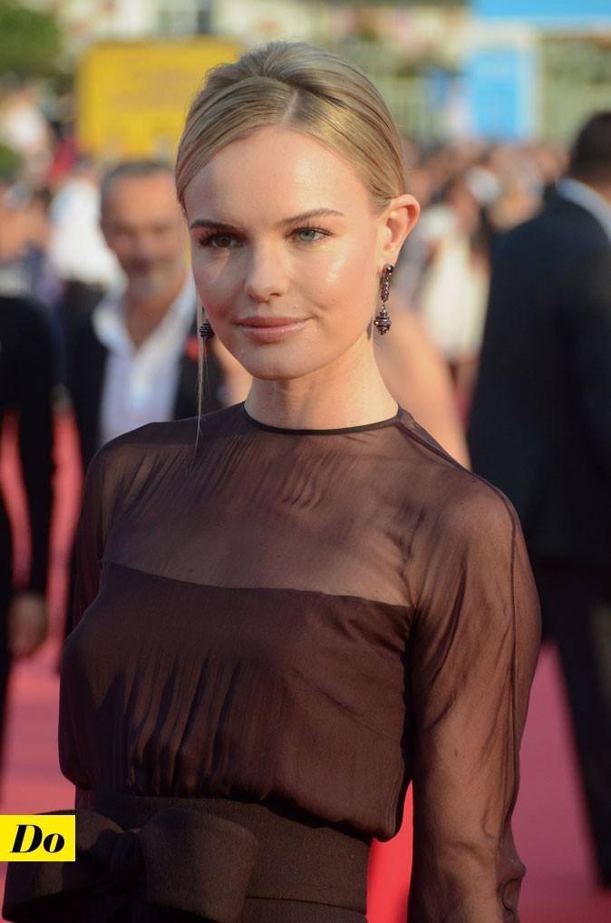Festival de Deauville 2011 : la coiffure lissée sage de Kate Bosworth