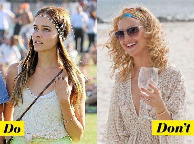 Look de star : comment porter le headband ?