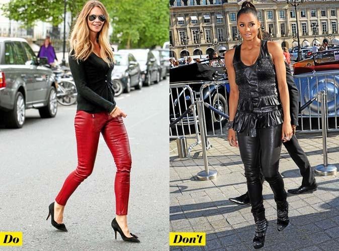 Look de stars 2011 : mode d'emploi du pantalon !