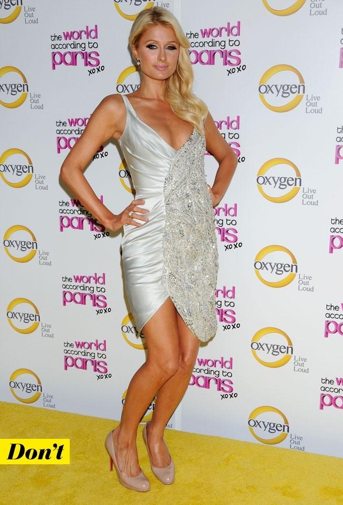 Paris Hilton au pays des sequins et de Paris Hilton