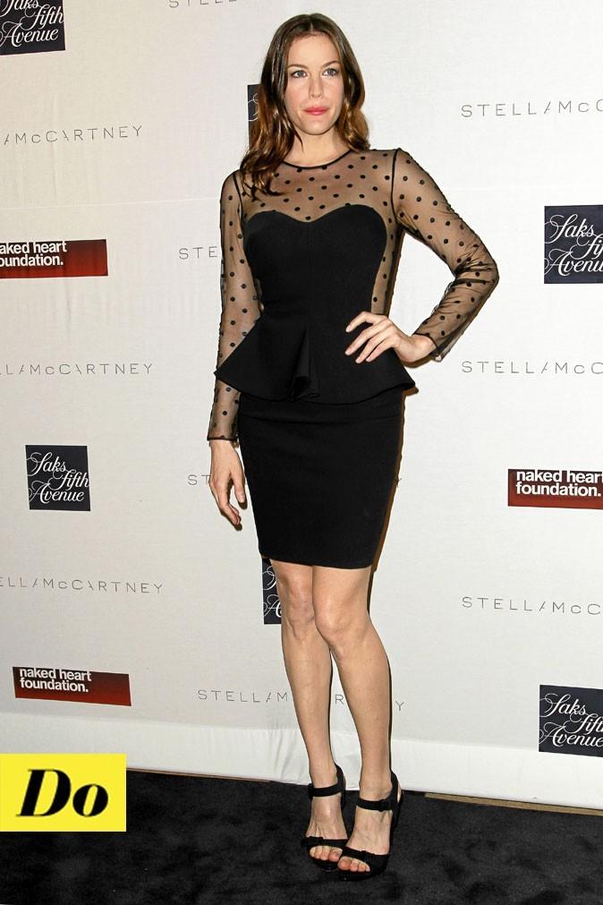 Liv Tyler, trop belle !