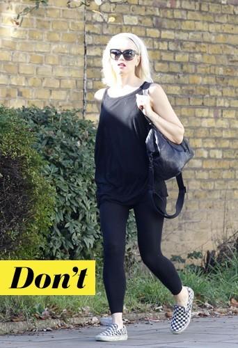Gwen Stefani en Vans