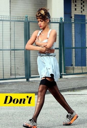 Rihanna en creepers