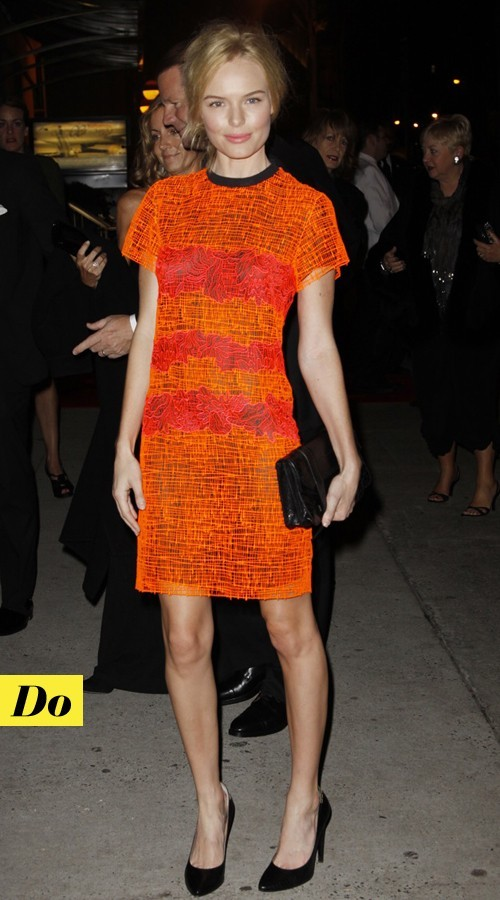 Kate Bosworth en Proenza Schouler