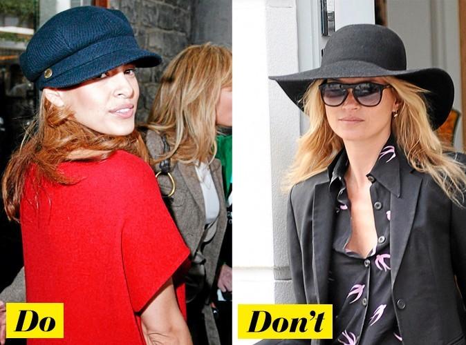 Looks de stars: qui porte le mieux la casquette en tweed ?