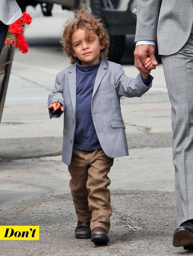 Levi, le fils de Matthew McConaughey