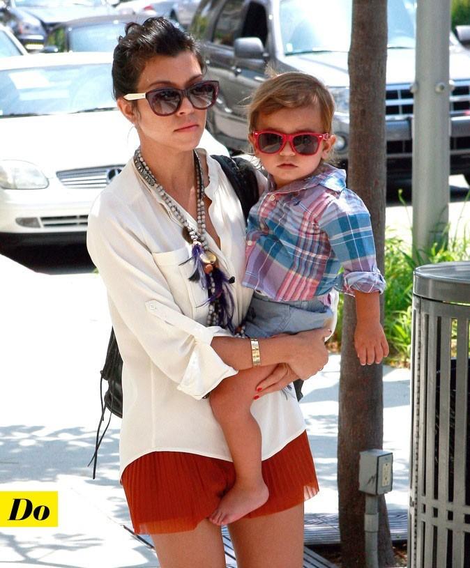 Mason, le fils de Kourtney Kardashian