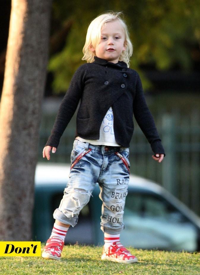 Zuma, le fils de Gwen Stefani