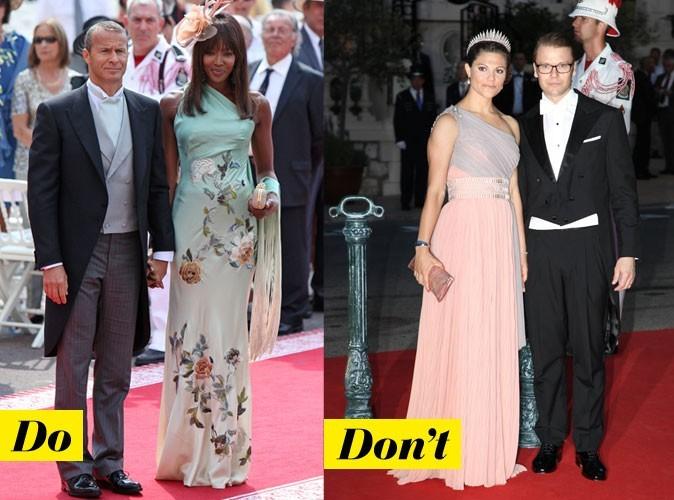 Mariage de Charlene Wittstock et Albert de Monaco : les astuces look des invités !