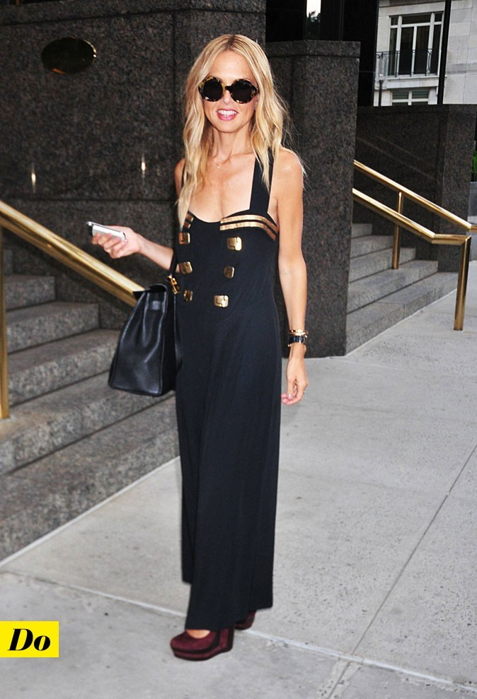 Mercedes-Benz Fashion Week 2011 : Rachel Zoe dans les rues de New York !