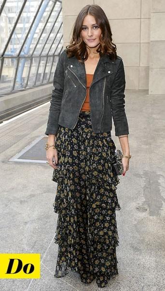 La veste perfecto d'Olivia Palermo