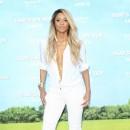 Ciara, toute de blanc vêtue !