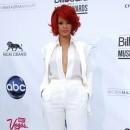 Rihanna, 100% blanc !