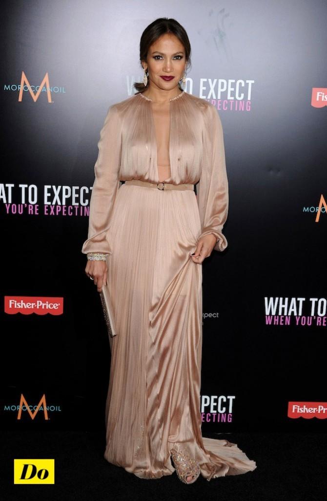 Jennifer Lopez, appelée le jambonneau dans le temps !