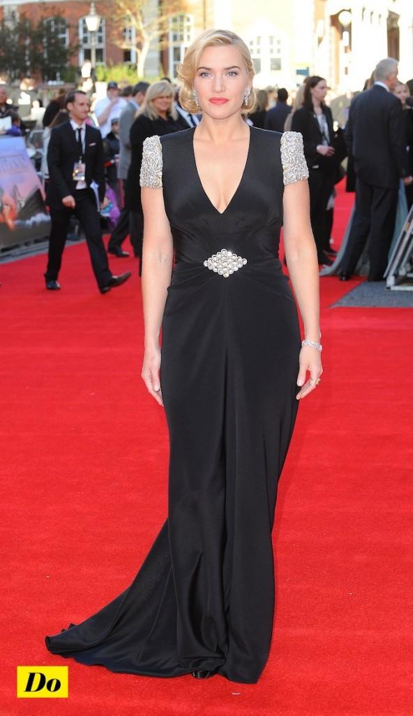 Kate Winslet est connue pour ses rondeurs !