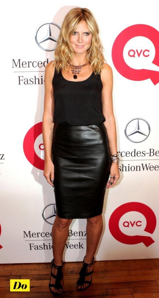 Heidi Klum : elle a misé sur le modèle taille haute !