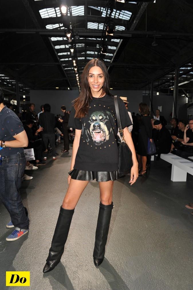Un mannequin transexuel lors du défilé Givenchy !