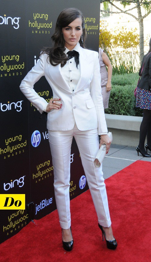 Camilla Belle en Tom Ford