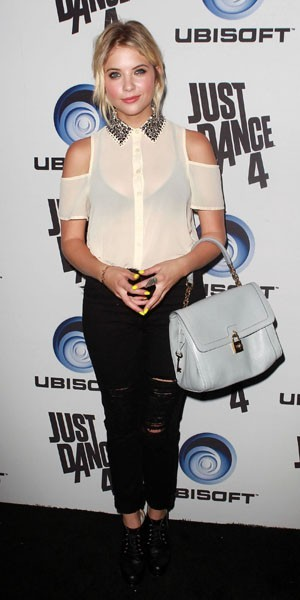 Ashley Benson : où shopper son look en moins cher ?