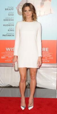 Ashley Greene : angélique et sensuelle pour une nouvelle première de Wish I Was Here !