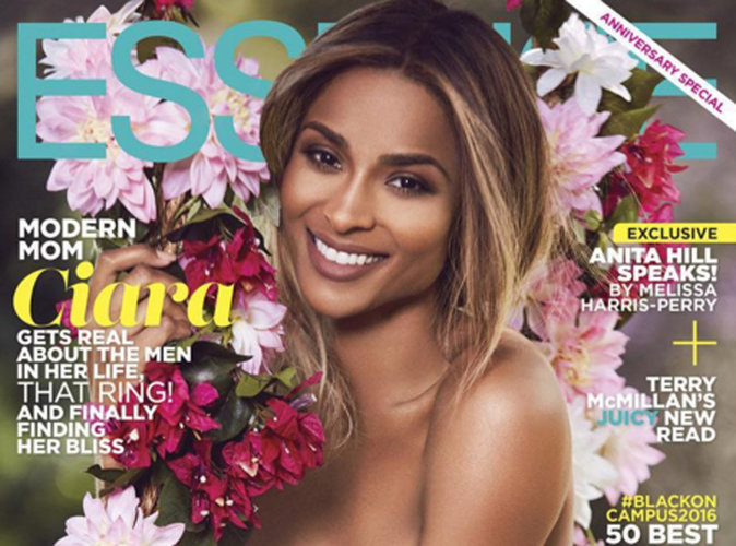 Ciara : radieuse et éblouissante en couverture du magazine Essence