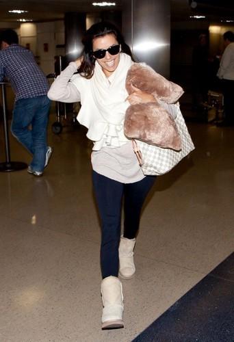Une tenue très confort pour l'aéroport