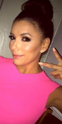 Eva Longoria, make-up ultra glamour pour sa sortie avec les Beckham !