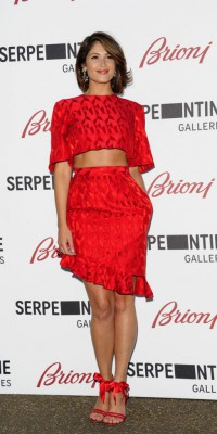 Gemma Arterton : sublime à en rougir pour la Serpentine Gallery Summer Party !