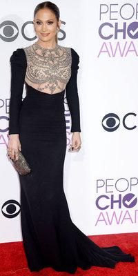 Jennifer Lopez : La sublime diva a éclipsé tous les looks des People's Choice Awards