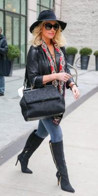 Jessica Simpson : ultra féminine dans les rues de NY !