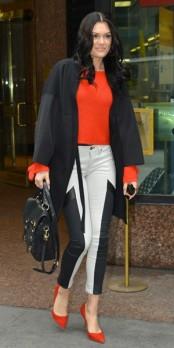 Jessie J : où shopper son look en moins cher ?