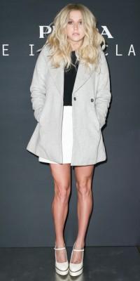 Kesha : une lolita chic et preppy !