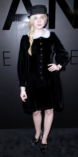 Le look de Elle Fanning ; in ou out ?
