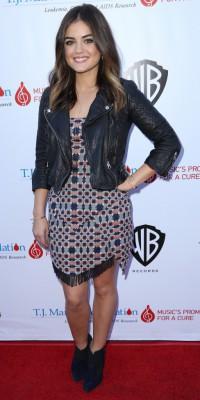 Lucy Hale : pretty fashion liars !