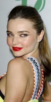Miranda Kerr : où shopper son beauty look en moins cher ?