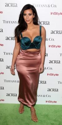Mode : Kim Kardashian : un crop top ou flop ?