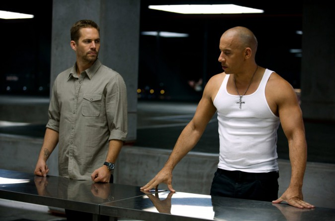Paul Walker et Vin Diesel des amis à la vie comme à l'écran