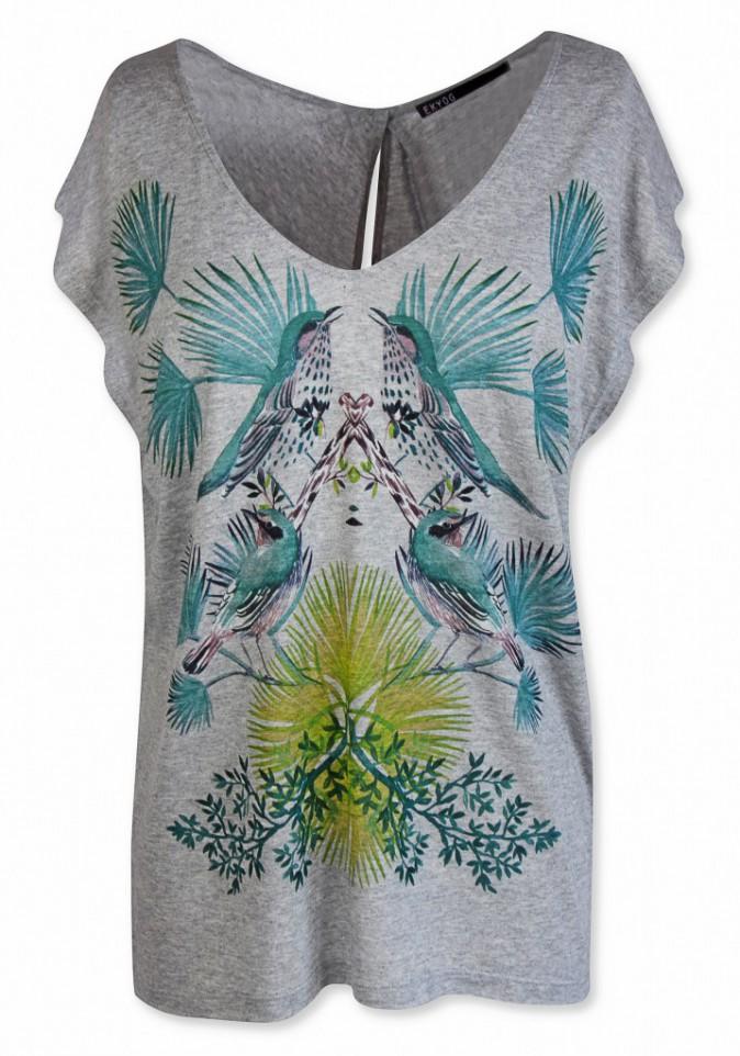 T-shirt en modal Ekyog x Hélène Georget, 75€