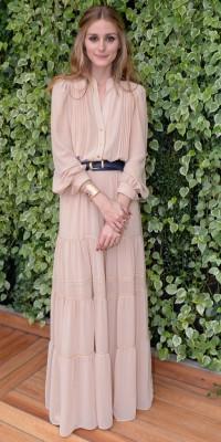 Olivia Palermo : on lui pique son look romantique !