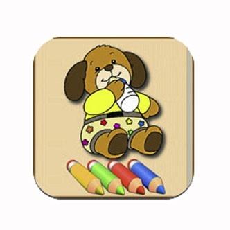 Application pour enfants pour Smartphone Cahier de coloriage HD